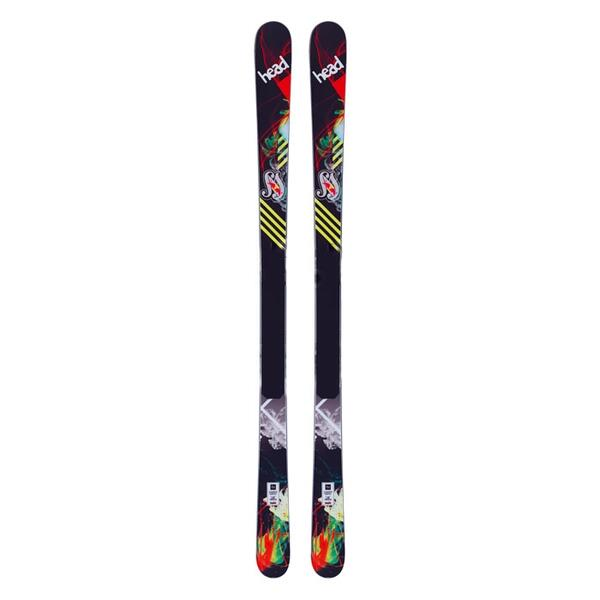 Head Men's The Caddy All Mountain Skis '15 - Flat