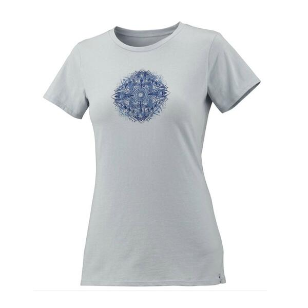 Columbia Sportswear Women's Optical Medallion Short Sleeve Tee