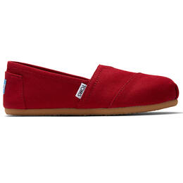 Toms Women's Classic Canvas Casual Slip-on Shoes