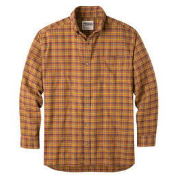Mountain Khakis Men's Downtown Flannel Long