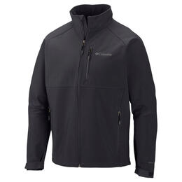 Columbia Men's Heat Mode II Softshell Rain Jacket