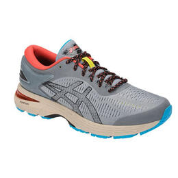 Asics Men's Gel-kayano 25 Running Shoes Stone Grey