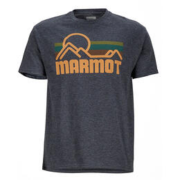 Marmot Men's Marmot Coastal Short Sleeve Tee Shirt