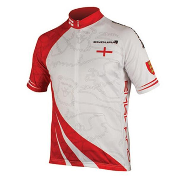 Endura Men's Coolmax England Cycling Jersey