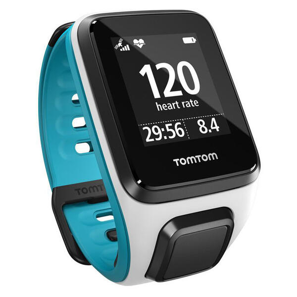 Tomtom Spark Music/cardio Fitness Watch