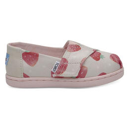 Toms Toddler Girl's Birch Alpargata Casual Shoes