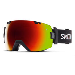 Smith I/OX Snow Goggles With Red Sol-X Lens