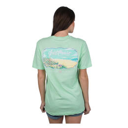 Lauren James Women's Just Coast T Shirt
