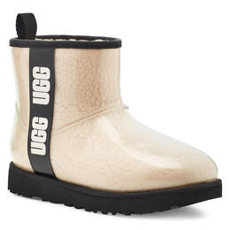UGG Women's Classic Clear Mini Winter Boots