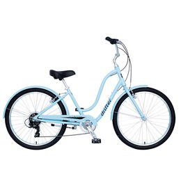 Sun Bicycles Women's Drifter Step Through 7 Speed Cruiser Bicycle '19