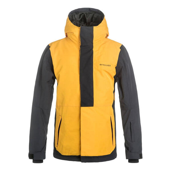 Quiksilver Boy's Ambition Insulated Ski Jac