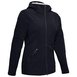 Under Armour Women's Cold Gear Quilted Full Zip Hoodie