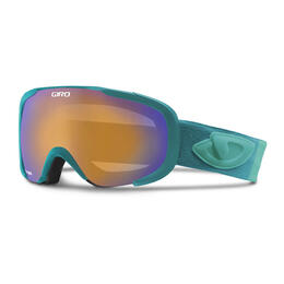 Giro Compass Snow Goggles With Persimmon Boost Lens