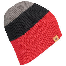 Obermeyer Men's Orleans Slouch Reversible Knit Beanie