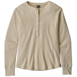 Patagonia Women's Waffle Henley Buttondown Shirt