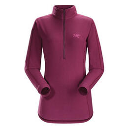 Arc'teryx Women's Delta Lt Zip Fleece Pullover