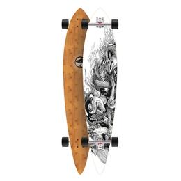 Arbor Timeless Pin Bamboo Complete Longboard 2015