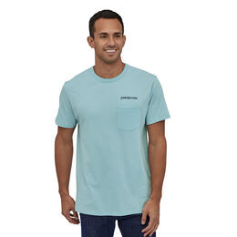 Patagonia Men's Road To Regenerative™ Pocket Tee