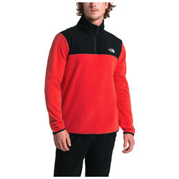 The North Face Men's Tka Glacier 1/4 Zip Fleece Jacket