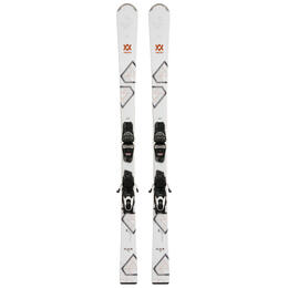 Volkl Women's Flair 76 Skis with vMotion 10 GW Bindings '20