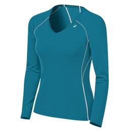 Asics Women's Lite Show Favorite Long Sleeve Running Top