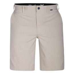 Hurley Men's Dri-Fit Heather 19in Walking Shorts