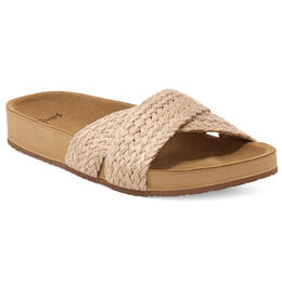 Sanuk Women's She Cruzy Jute Casual Sandals