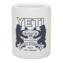 Yeti Coolers Coat Of Arms Can Insulator