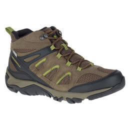 Merrell Men's Outmost Mid Vent Waterproof Hiking Boots