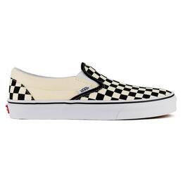 Vans Men's Classic Checker Slip-On Shoes
