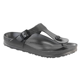 Birkenstock Women's Gizeh Essentials Casual Sandals Metallic