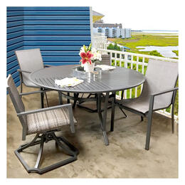 North Cape Rio 5-Piece Sling Dining Set