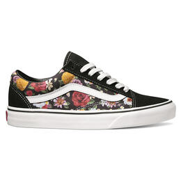 Vans Women's Old Skool Floral Shoes
