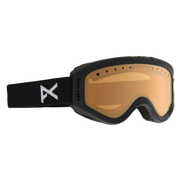 Anon Youth Tracker Snow Goggles with Amber Lens
