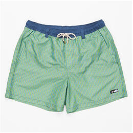 Southern Marsh Men's Dockside Wicker Swim Trunks