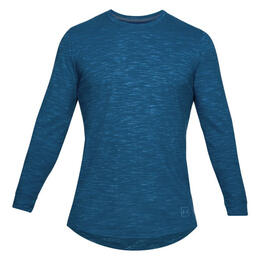 Under Armour Men's Sportsyle Long Sleeve Shirt Moroccan Blue