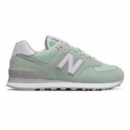 New Balance Women's 574 Core Seafoam Casual Shoes