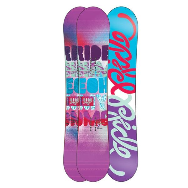 Ride Women's OMG Freestyle Snowboard '12