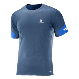 Salomon Men's Agile Short Sleeve T Shirt
