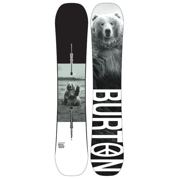 Burton Men's Process Flying V Snowboard '21