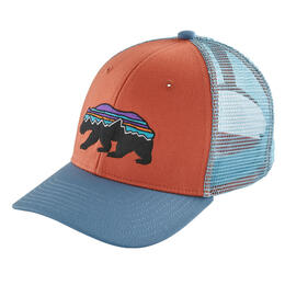 Patagonia Girl's Fitz Roy Bear Trucker Hat