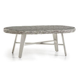 South Sea Rattan Grande Isle Oval Coffee Table