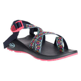 Chaco Women's Z/2 Classic Casual Sandals Blue Peace