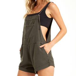 Billabong Women's Wild Pursuit Shortalls