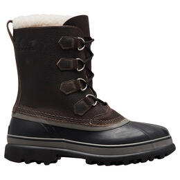 Sorel Men's Caribou Wool Lined Winter Boots
