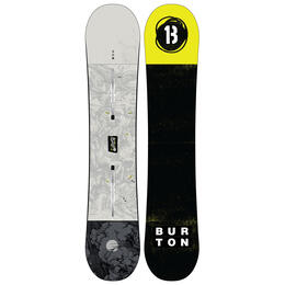 Burton Men's Descendant All-Mountain Wide Snowboard '20