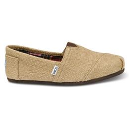 Toms Men's Burlap Classic Slip-on Casual Shoes