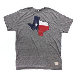 Original Retro Brand Men's Texas State Short Sleeve T Shirt