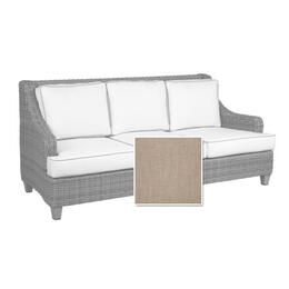 Libby Langdon Dunemere Sofa Cushions - Cast Ash