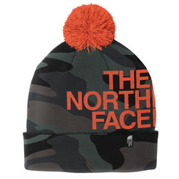0bd4f3415e808 The North Face Boy s Ski Tuke Beanie